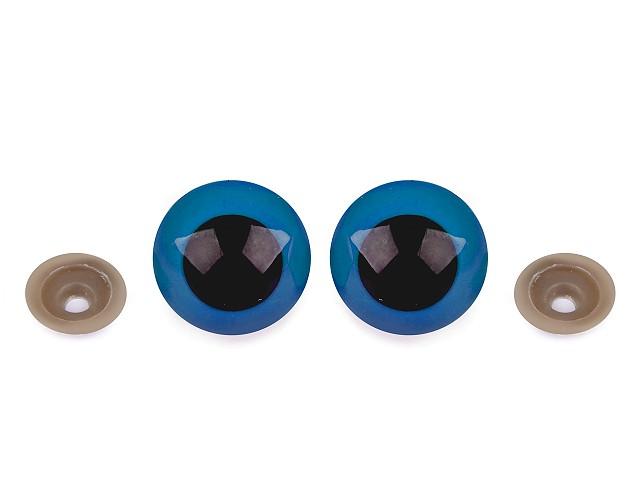 Bezpečnostní oči velké Ø30 mm