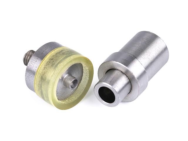 Piston na nitovanie riflových gombíkov s otvorom Ø19 mm