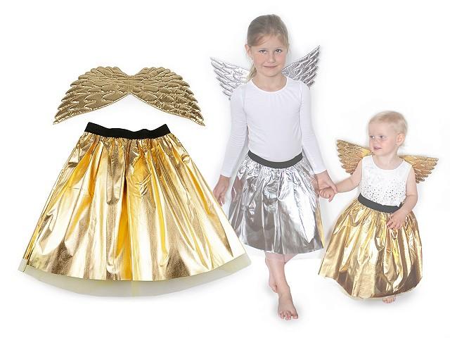 Karnevalový kostým - anděl