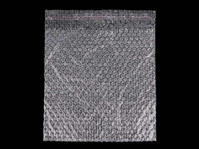 Bublinkové sáčiky s lepiacou lištou 18x20 cm