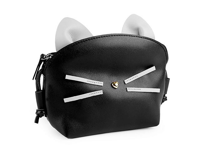 Detská kabelka mačka 15x20 cm