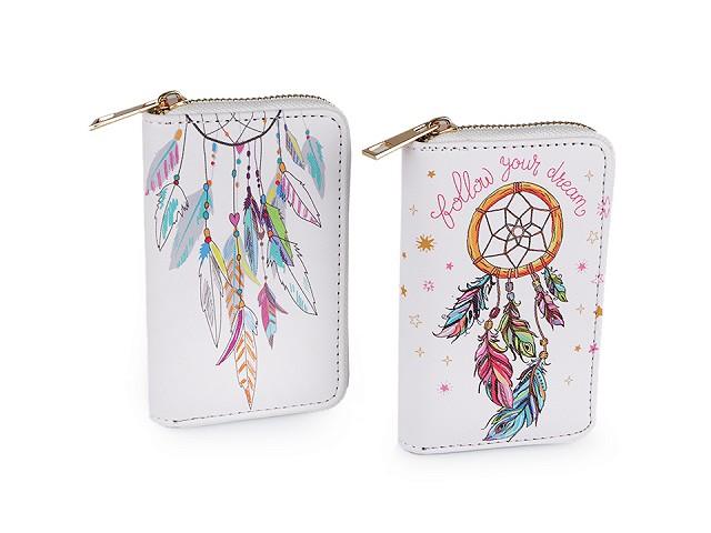 Dámska peňaženka lapač snov 9x13 cm