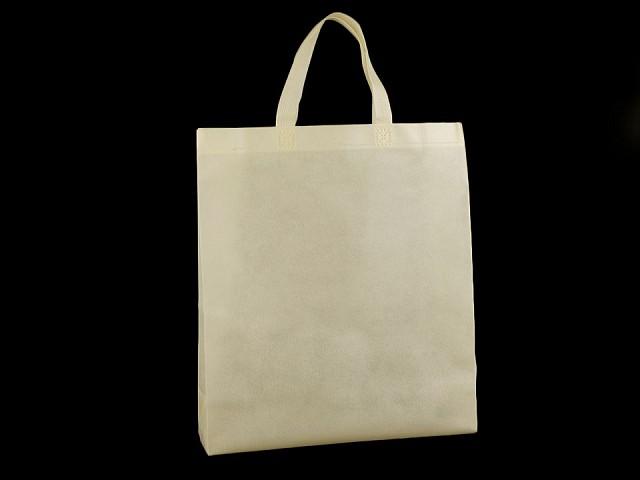 Taška z netkané textilie 34x40 cm