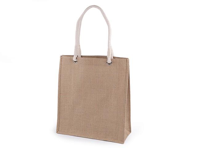 Jutová taška 35x40 cm