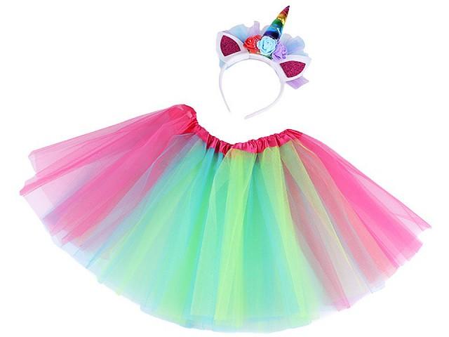 Karnevalový kostým  - jednorožec
