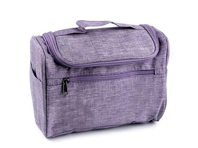 Kozmetická taška / závesný organizér 18x24 cm
