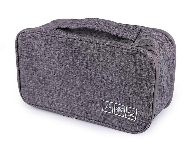 Cestovní taška / organizér na spodní prádlo 16x27 cm