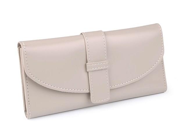 Dámska peňaženka / dokladovka 9,5x19 cm