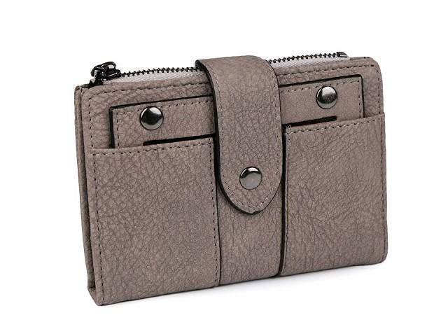 Dámska peňaženka s prackou 9,5x13,5 cm