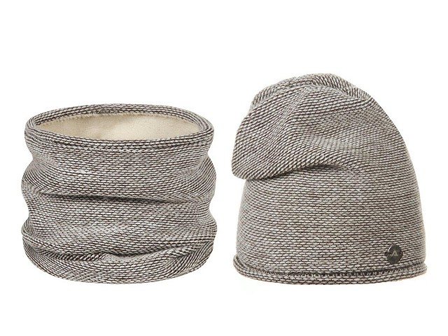 Dámska zimná sada čiapka a nákrčník
