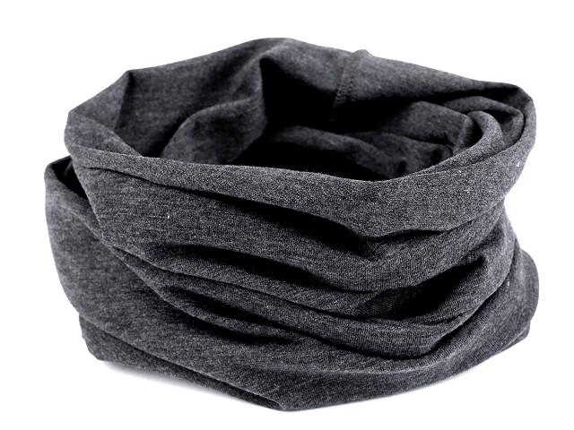 Multifunkční šátek / nákrčník, pružný