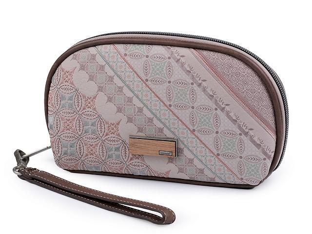 Púzdro / peňaženka Kimmidoll kokeshi 13x22 cm