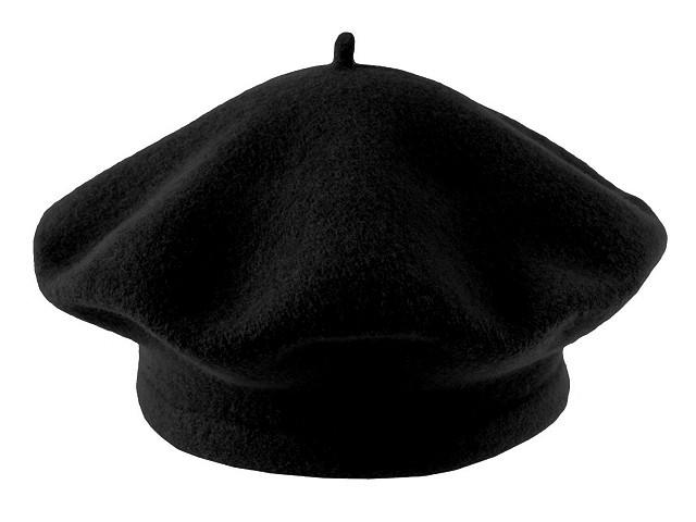 Dámska / dievčenská baretka Tonak 100% vlna