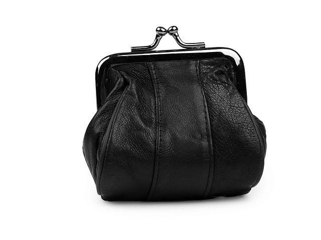 Malá peňaženka / mincovka kožená