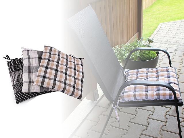 Poduszka na krzesło 40x40 cm