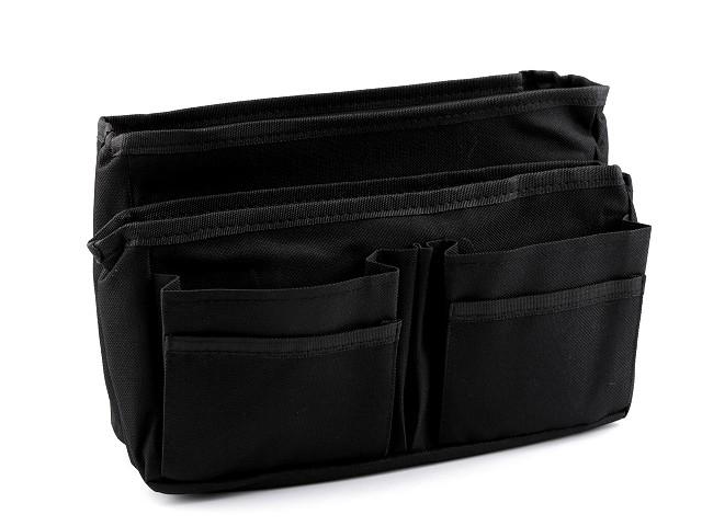 Doppelorganizer für Handtasche 17x26cm