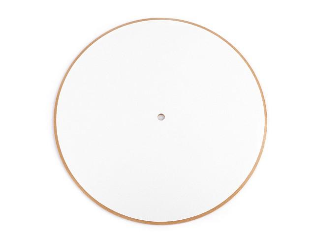 Hodinový ciferník polotovar Ø25 cm