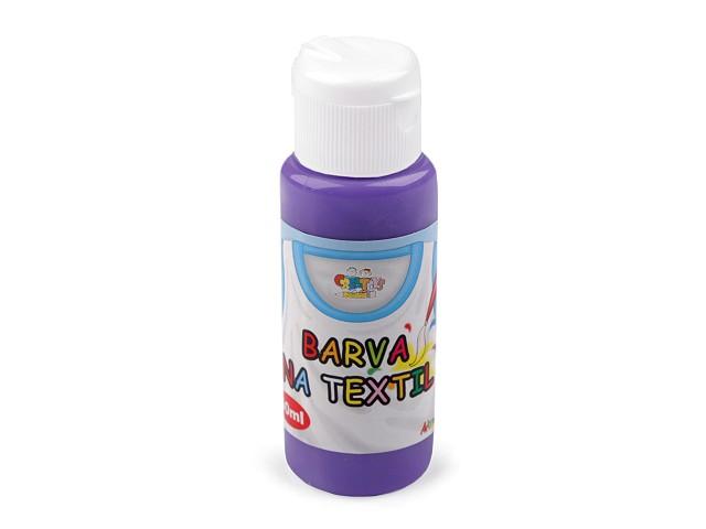 Farba na textil 60 ml