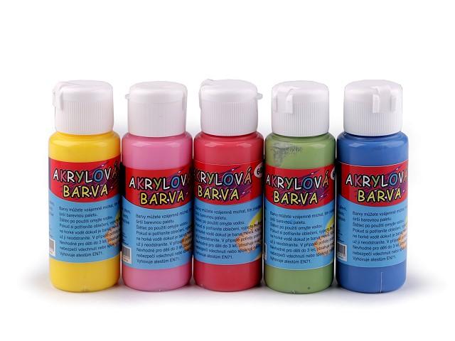 Akrylová farba 60 ml