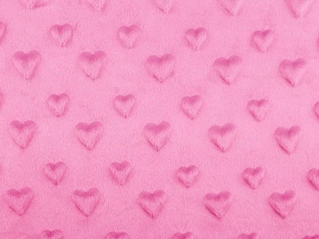 Mink 3D szív