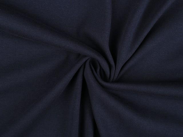 Úplet bavlněný oboulící jersey