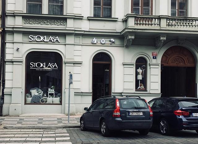 Prodejna Praha Senovážné náměstí
