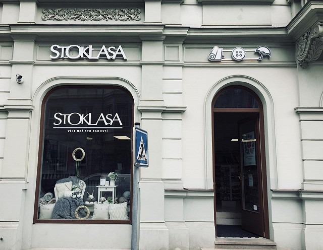 Prodejna Praha 1 Senovážné náměstí